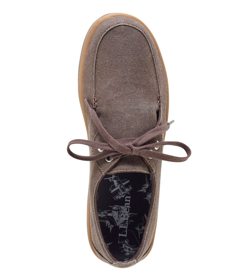 Men's Campside Shoes 2-Eye Canvas