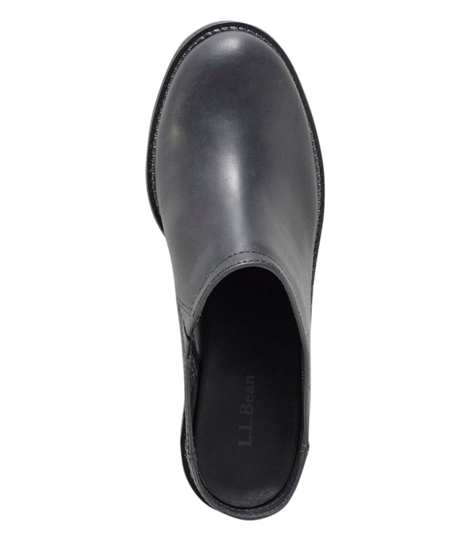 Women's Deerfield Mule Slip-Ons, Leather