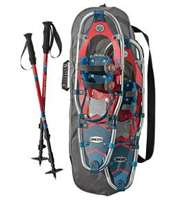 Men's Winter Walker Snowshoes Boxed Set