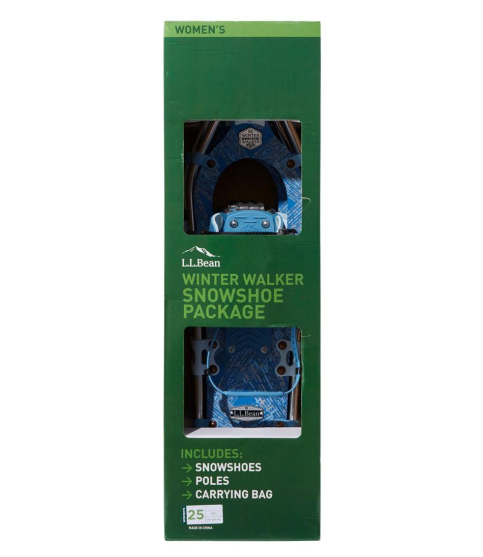 L.L.Bean Winter Walker Snowshoe Boxed Set