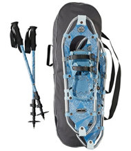 L.L.Bean Winter Walker Snowshoe Boxed Set
