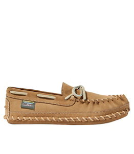Women's Wicked Good Original Camp Mocs, Deerskin-Lined