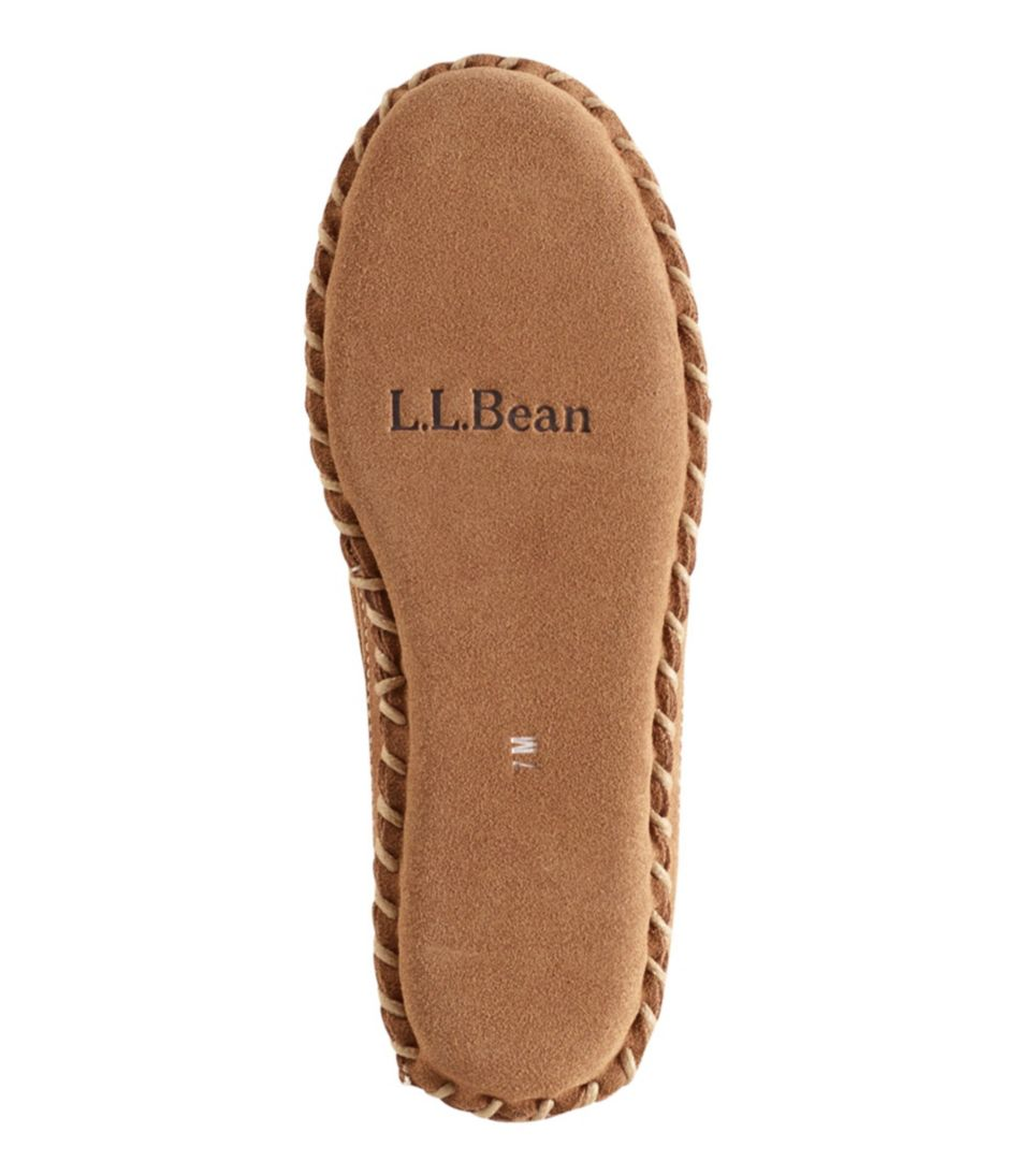 Women's Wicked Good Deerskin-Lined Slippers. Original Venetian