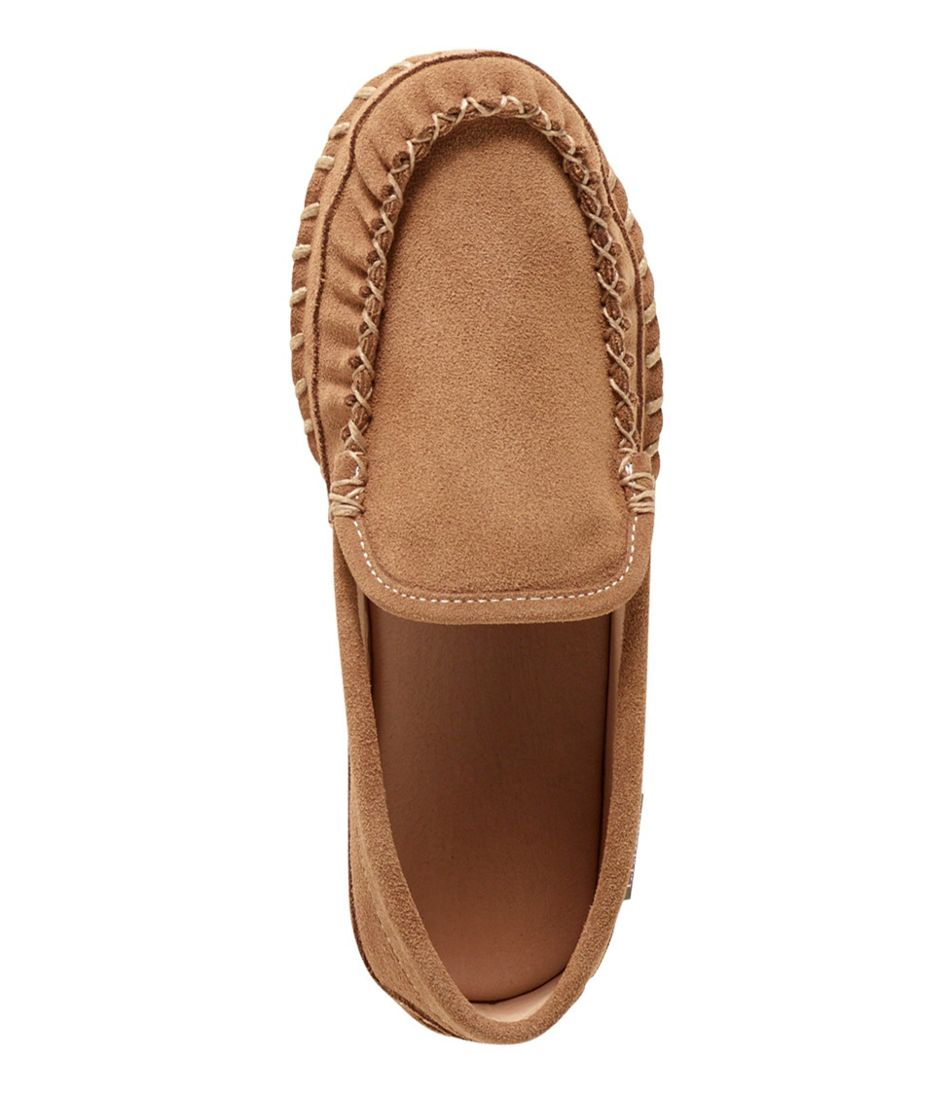 Wicked Good Deerskin-Lined Slippers. Original Venetian
