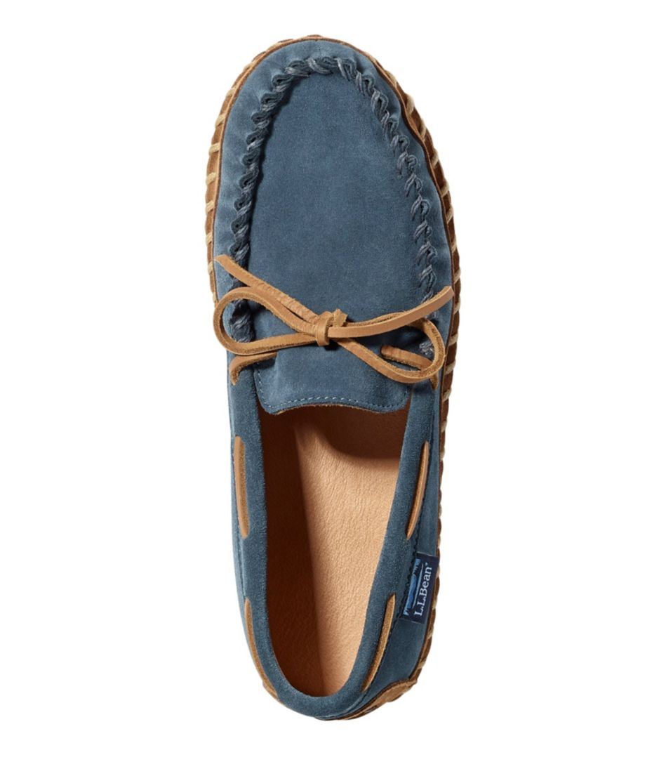 Men's Wicked Good Original Slipper Moc, Deerskin-Lined
