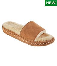 Women's Wicked Good Slipper, One-Band Slide