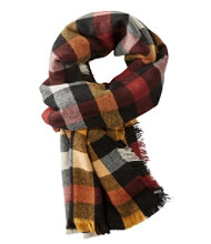 Women's Bean's Blanket Scarf