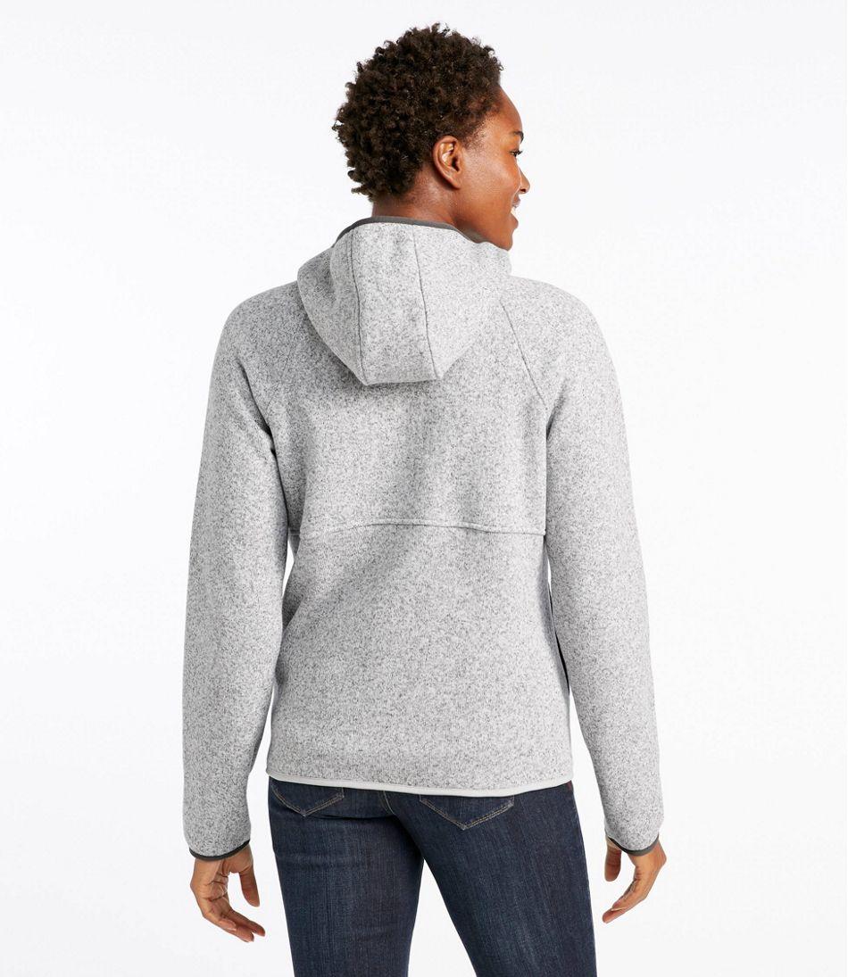 Women's Sweater Fleece Pullover Hoodie