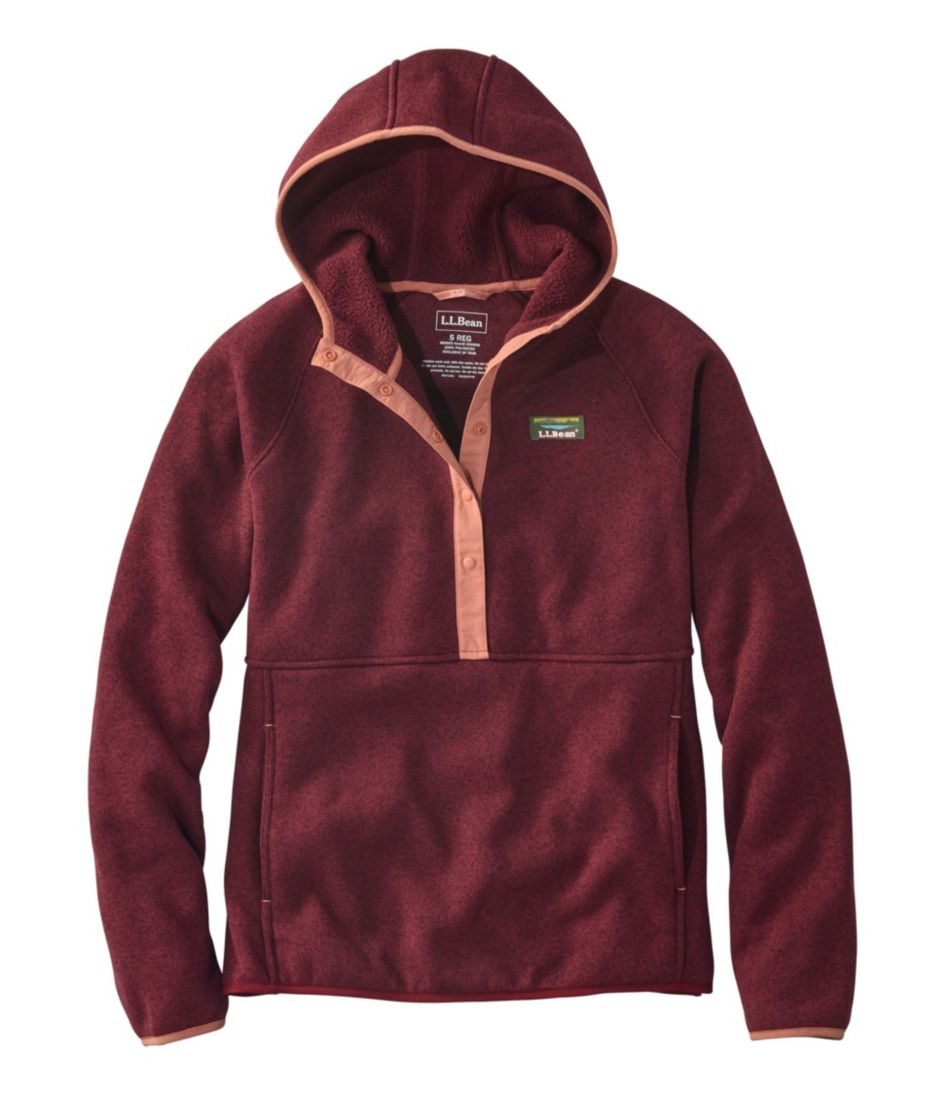 Sweater Fleece Pullover Hoodie