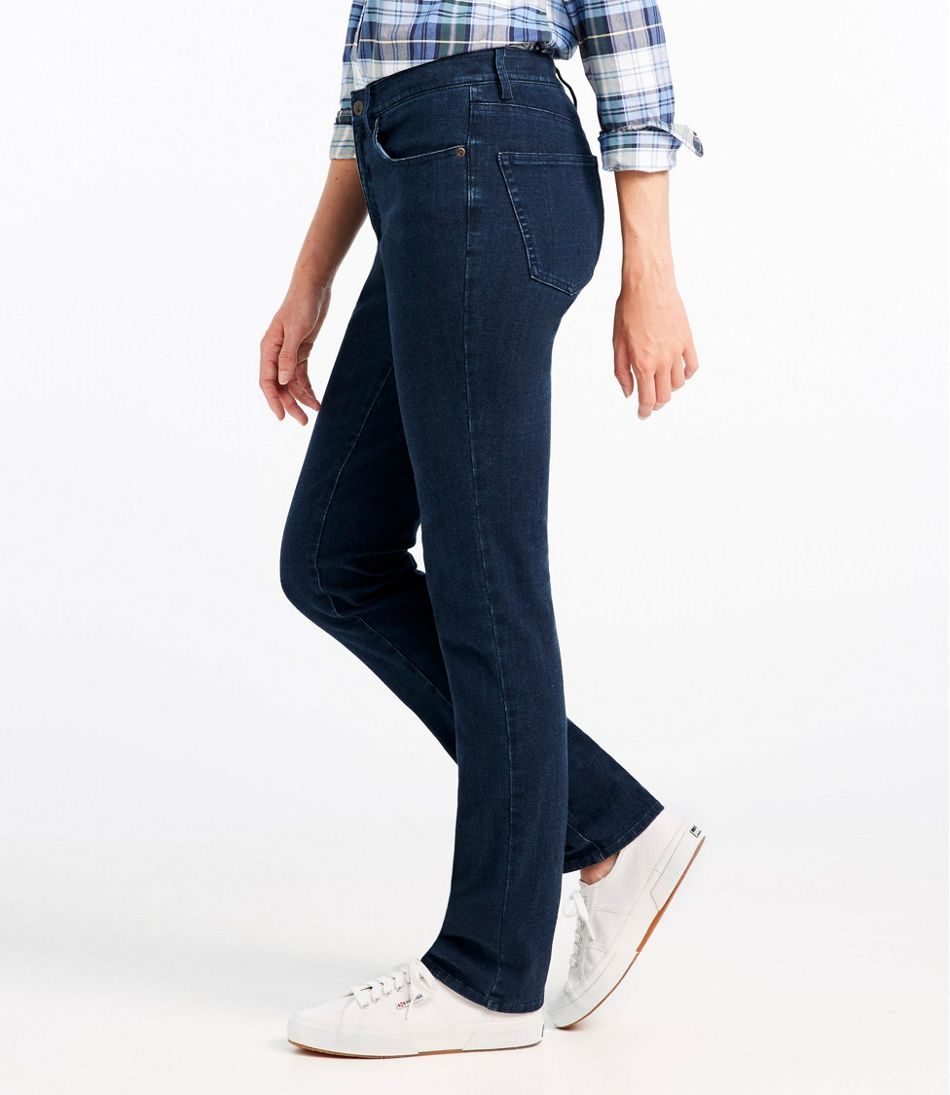 Superstretch Slimming Jeans, Classic Fit Straight-Leg