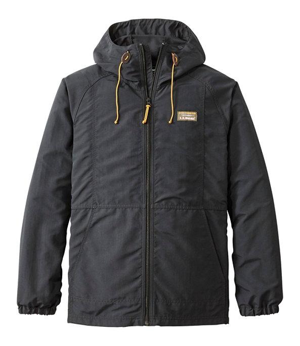 Mountain Classic Full-Zip Jacket, Black, large image number 0
