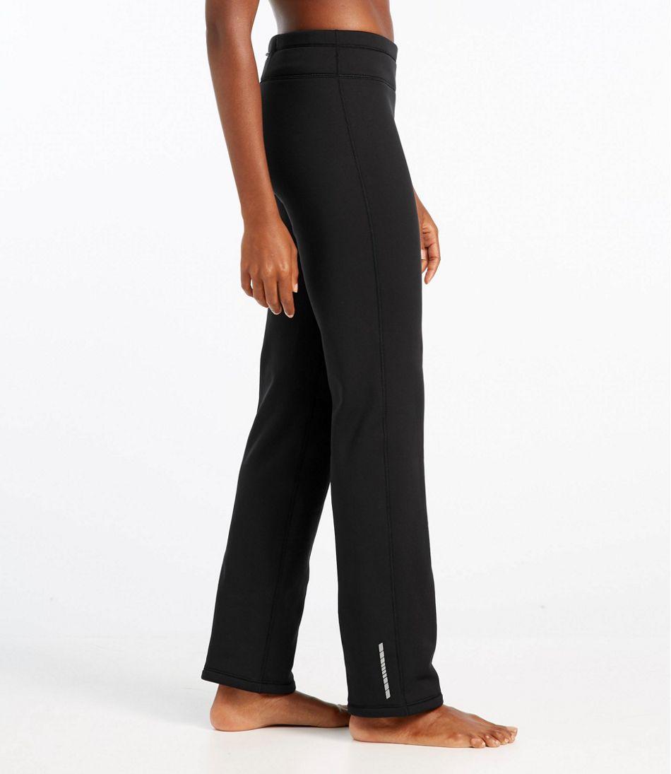 Primaloft ThermaStretch Fleece Pants, Straight Leg