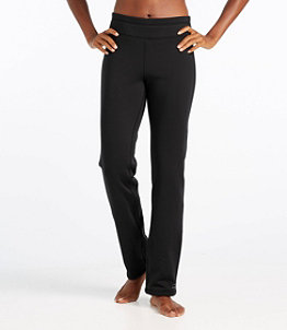 Women's Primaloft ThermaStretch Fleece Pants, Straight Leg