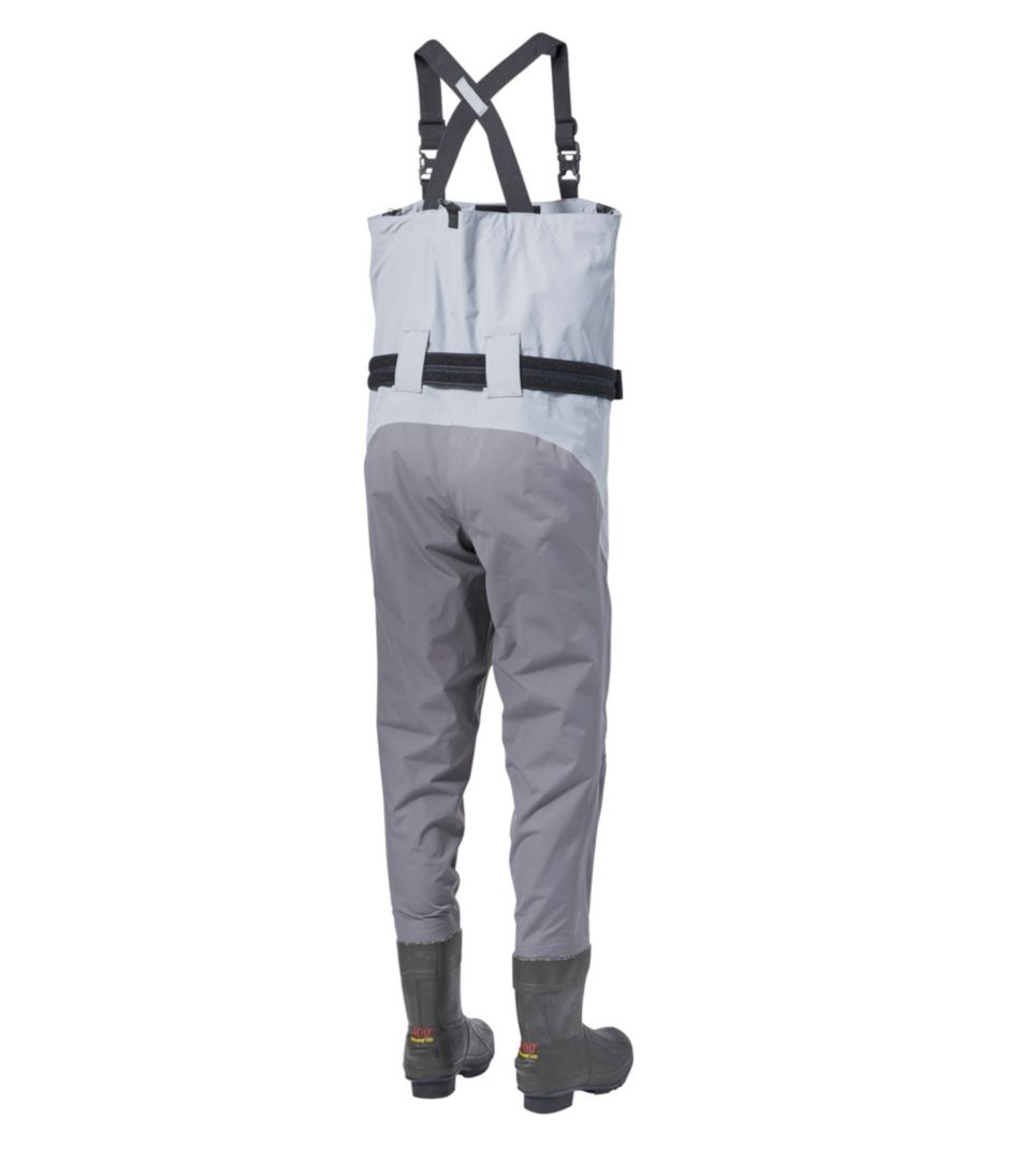 Men's Kennebec Bootfoot Waders with Super Seam