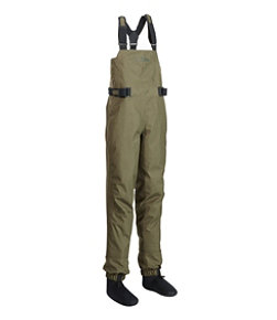 Kids' Angler SuperSeam TEK Waders, Stockingfoot