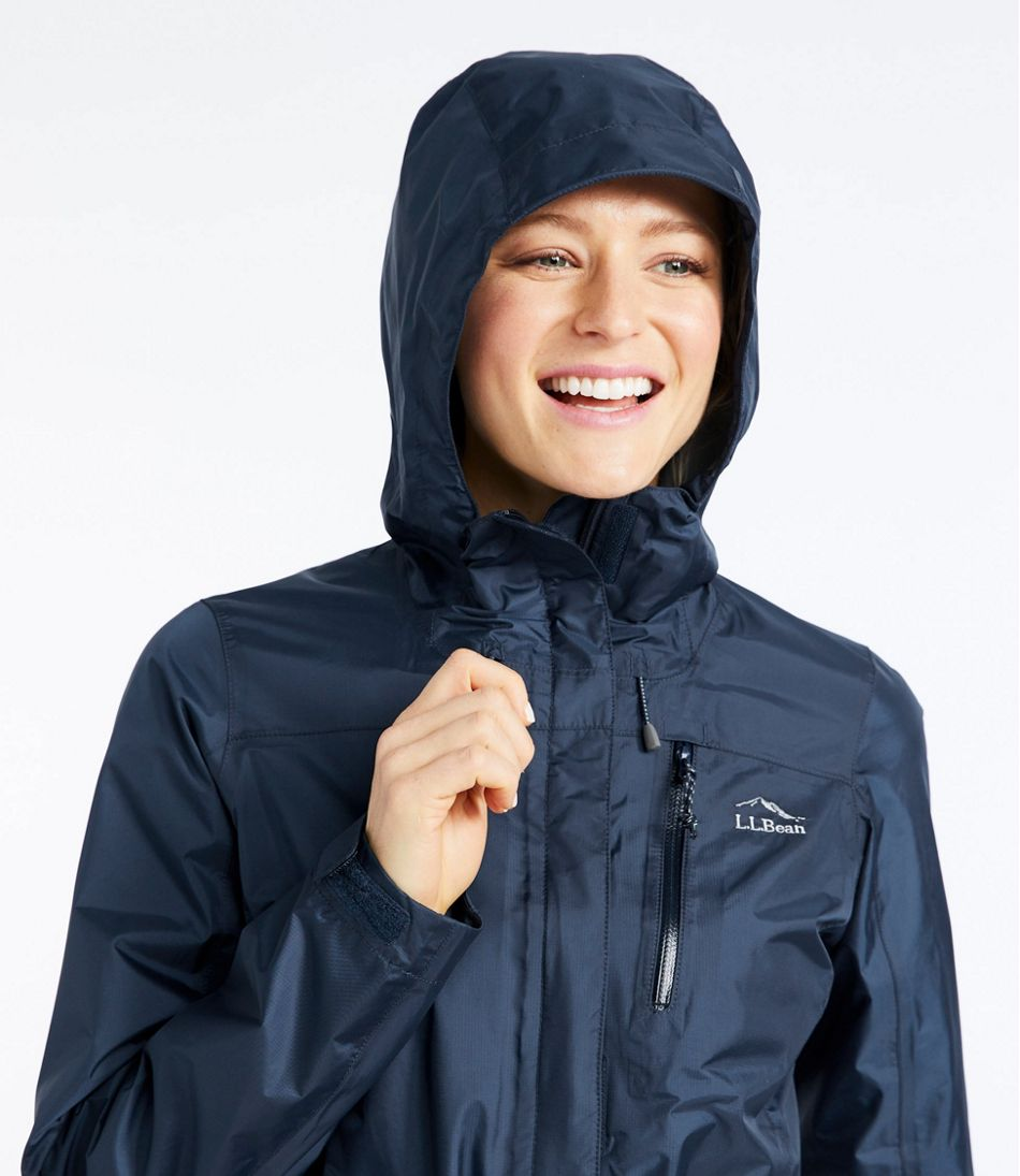 Women's Trail Model Rain Coat