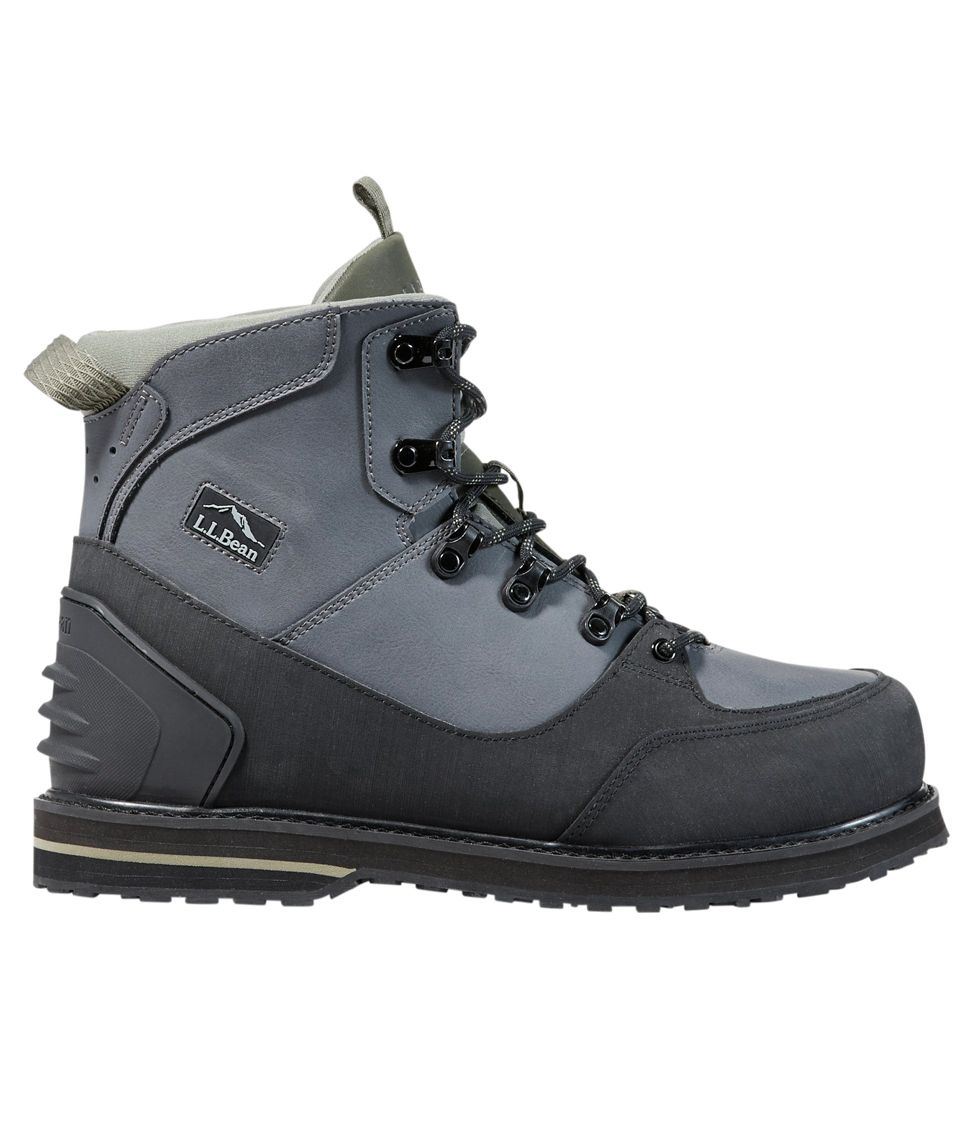 Men S Emerger Wading Boots Studded At L L Bean