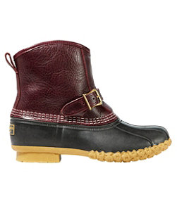 "Women's Limited-Edition Luxe L.L.Bean Boots, 7"" Shearling Lounger"
