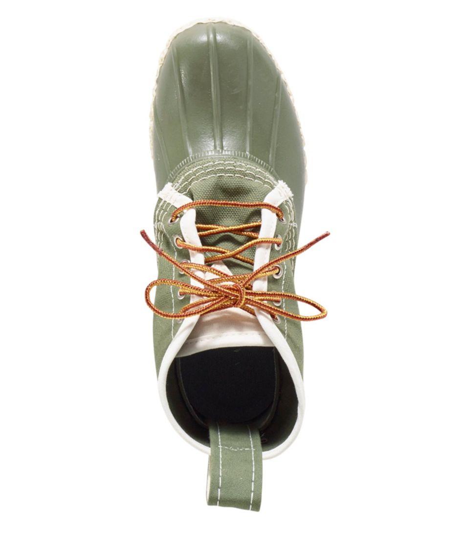 """Women's Small Batch Bean Boot, 6"""" Canvas"""