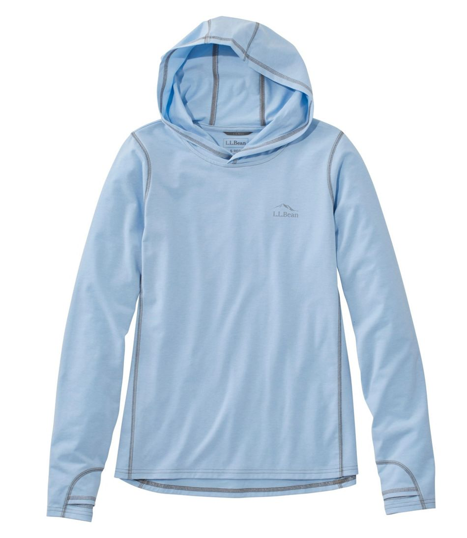 Women's No Fly Zone Hoodie by L.L.Bean