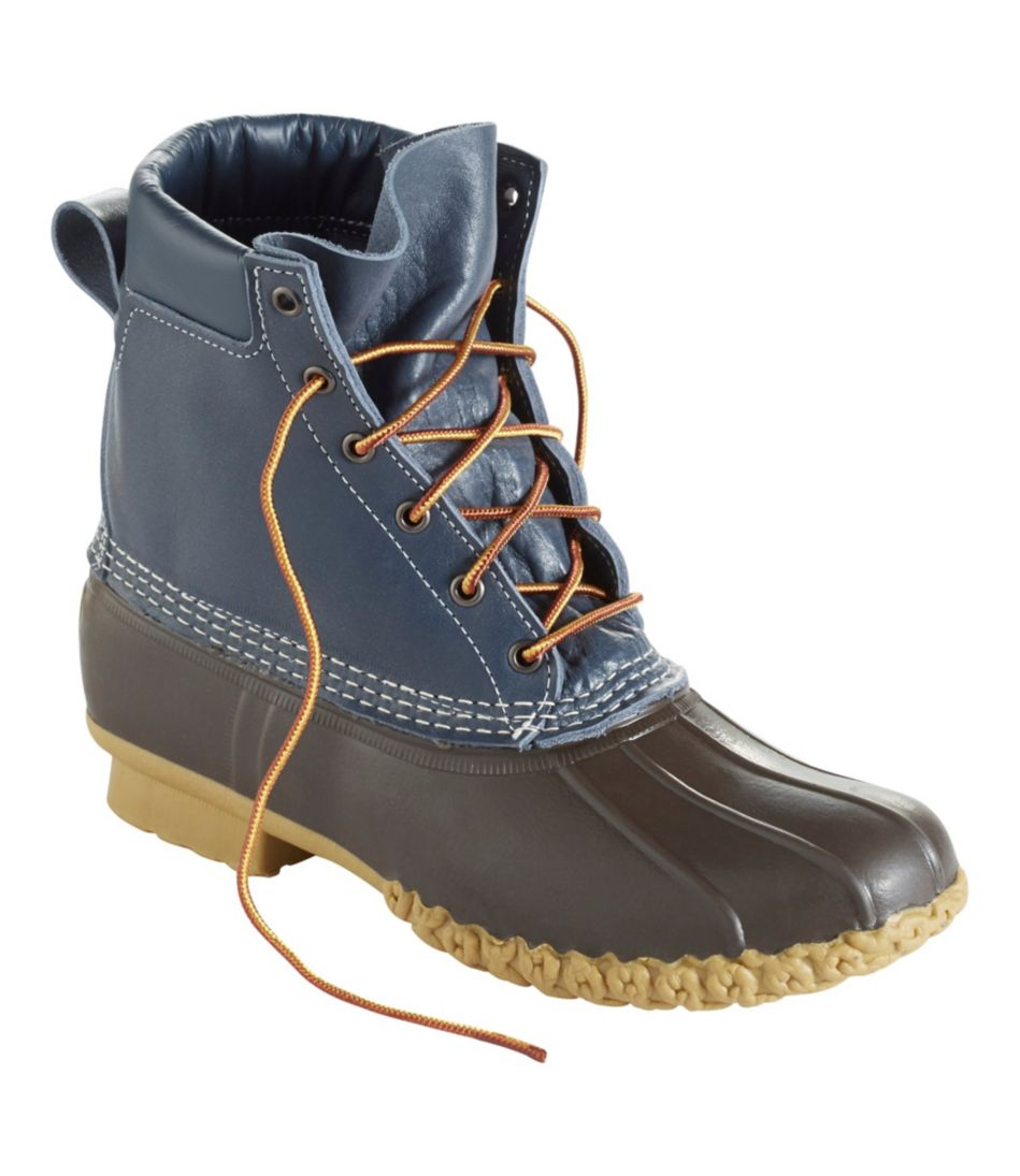 """Men's Limited-Edition Luxe L.L.Bean Boot, 8"""" Padded Collar"""