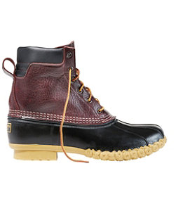 "Men's Limited-Edition Luxe L.L.Bean Boot, 8"" Padded Collar"