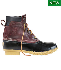 "Limited-Edition Luxe L.L.Bean Boot, 8"" Padded Collar"