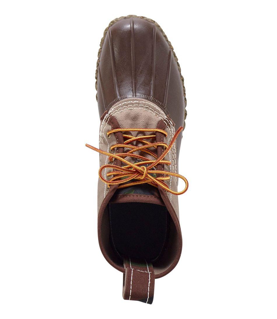"Small Batch Bean Boot, 6"" Canvas"