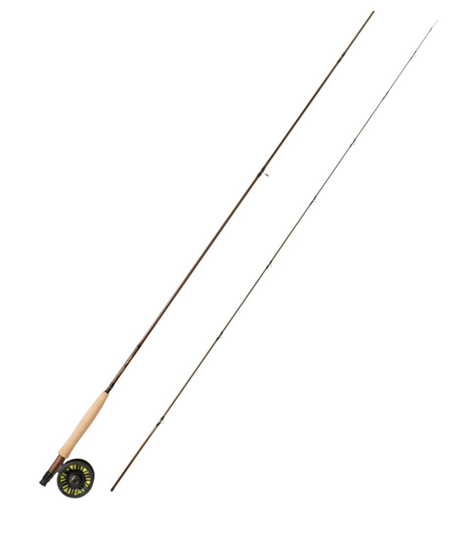 Quest Two-Piece Fly Rod Outfits, Two-Piece