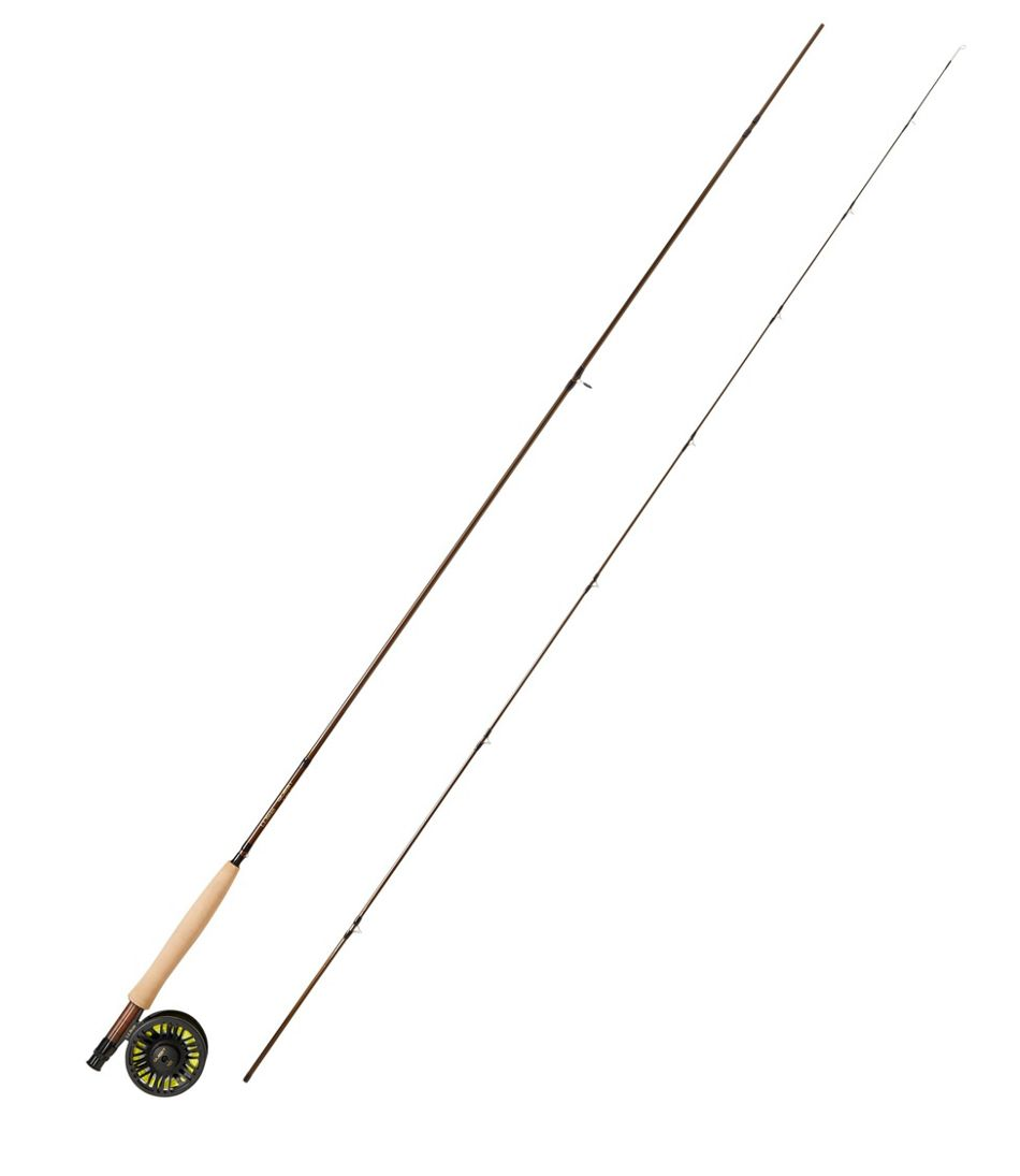 Quest Fly Rod Outfits, Two-Piece