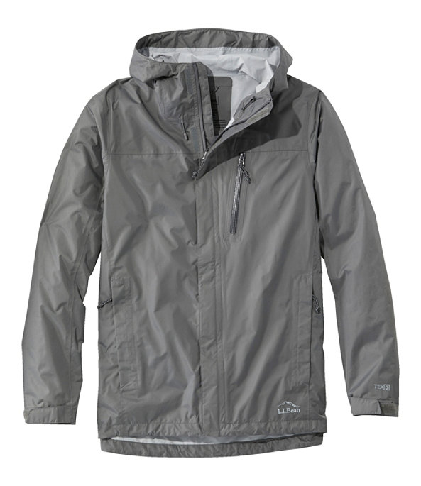 Trail Model Rain Jacket, Graphite, large image number 0