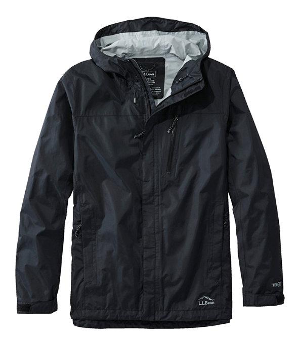 Trail Model Rain Jacket, Black, large image number 0
