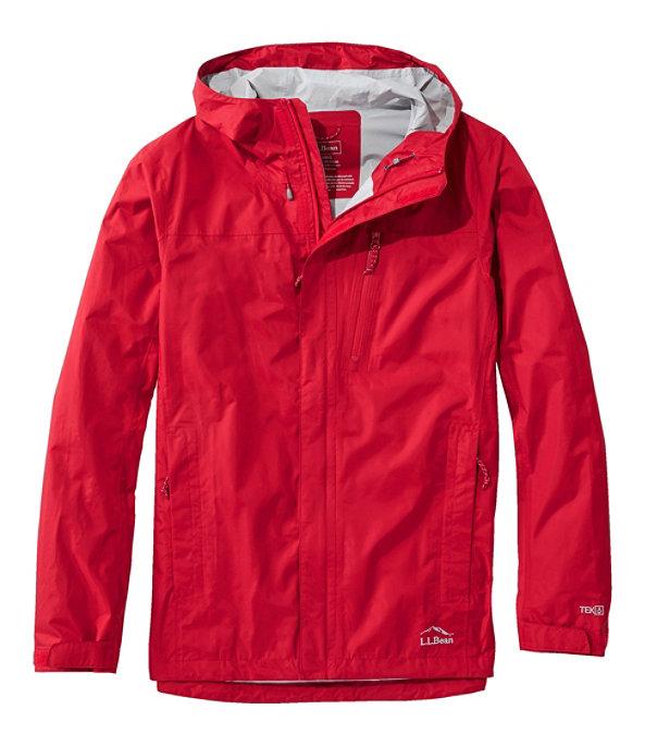 Trail Model Rain Jacket, Dark Red, large image number 0