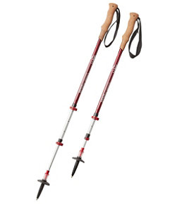 L.L.Bean Hikelite Antishock Hiking Poles