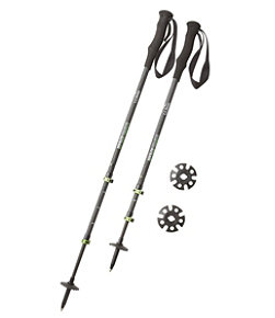 L.L.Bean Hikelite Four-Season Carbon Hiking Poles
