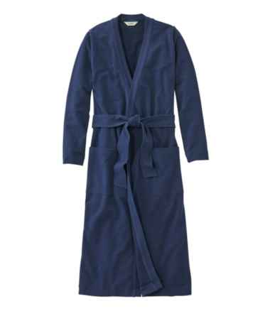 Ultrasoft Sweatshirt Robe, Wrap