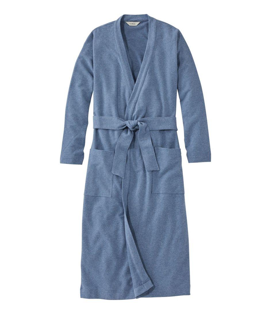Ultrasoft Sweatshirt Robe, Wrap