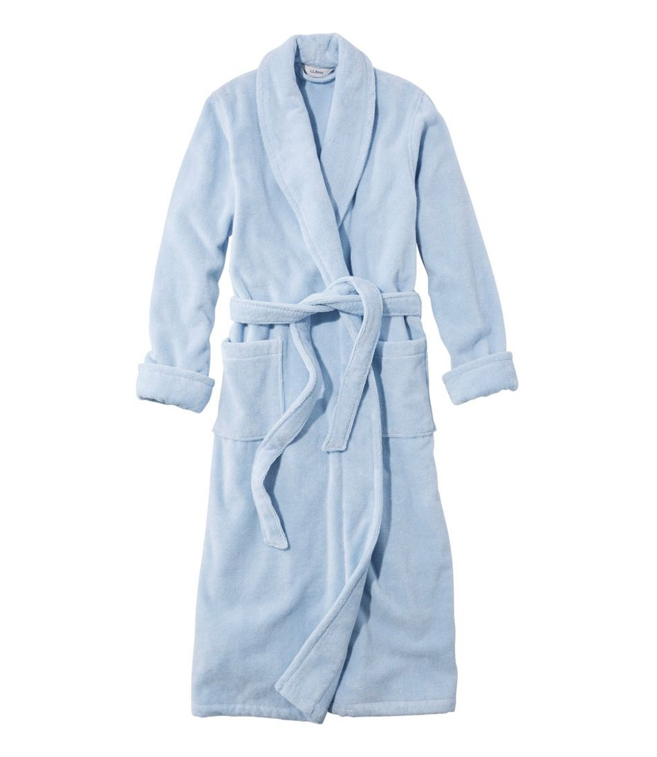 94f53046aa Women s Organic Terry Robe