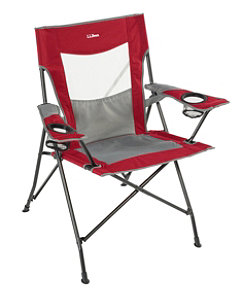 Comfort Back Camp Chair