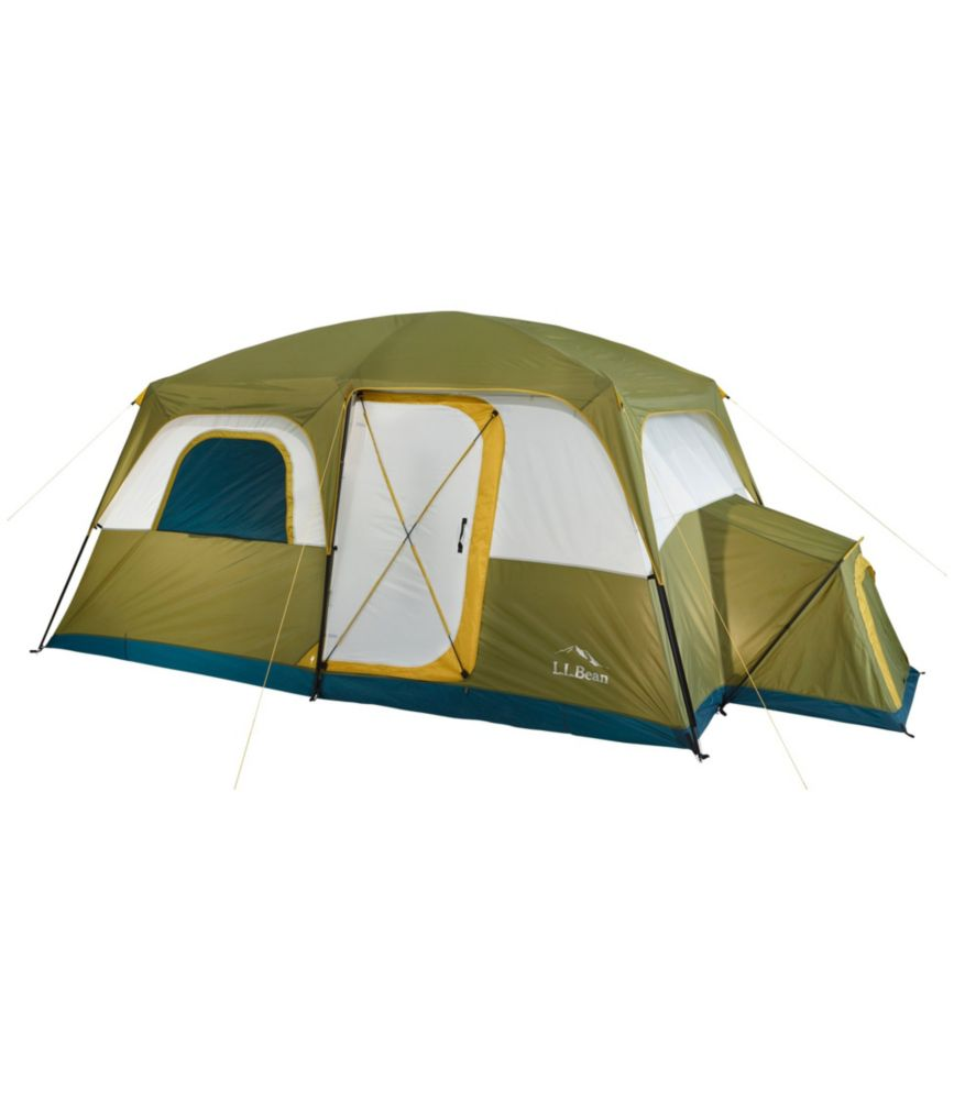 Acadia 8-Person Cabin Tent  sc 1 st  LLBean & Camping Tents u0026 Accessories | Camping Gear from L.L.Bean