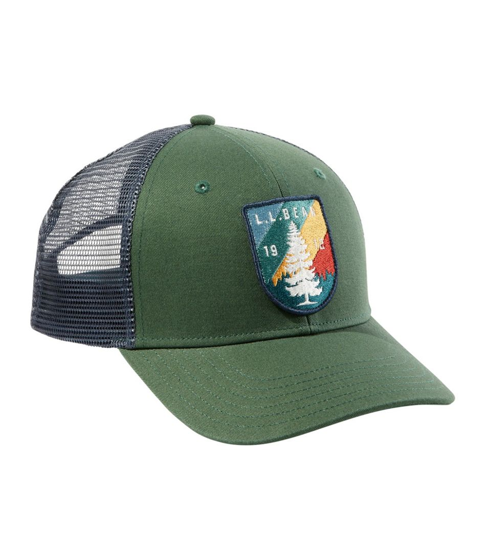 Adults' L.L.Bean Trucker Hat