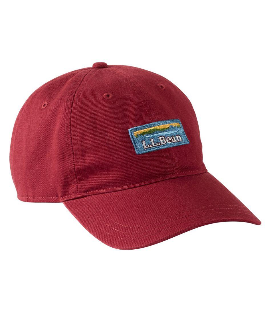 Adults' Cotton Baseball Hat