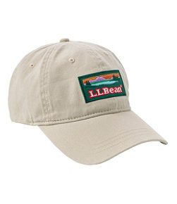 Adults' Cotton Baseball Hat