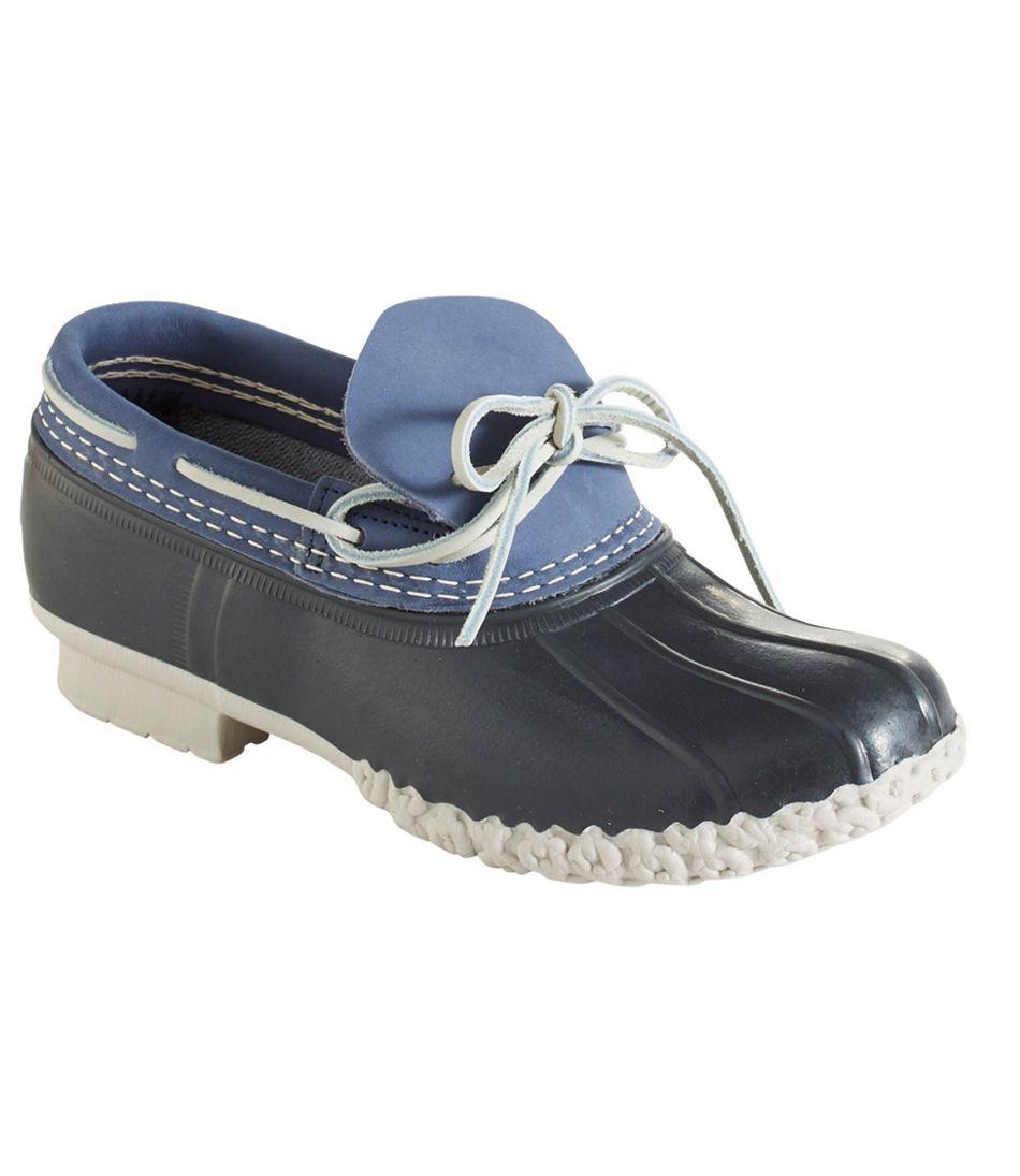 Small Batch L.L.Bean Boots, Nubuck Rubber Moc