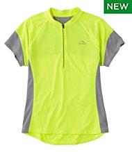 Women s L.L.Bean Comfort Cycling Jersey 083432d58