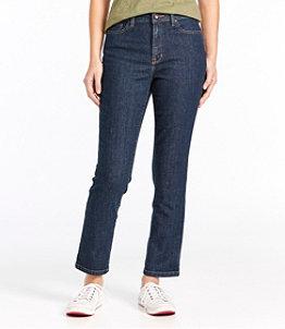Women's True Shape Ankle Jeans, Classic Slim Leg