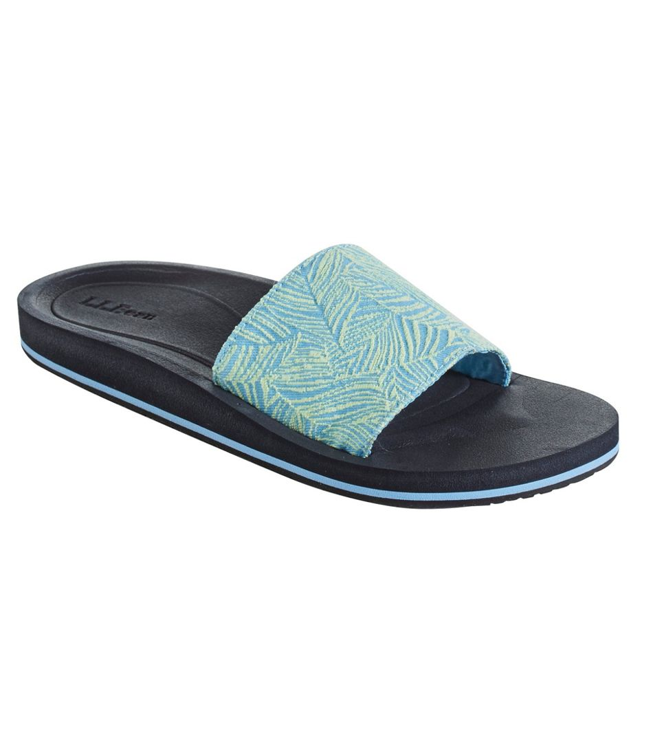Women's Maine Isle Slide, Print