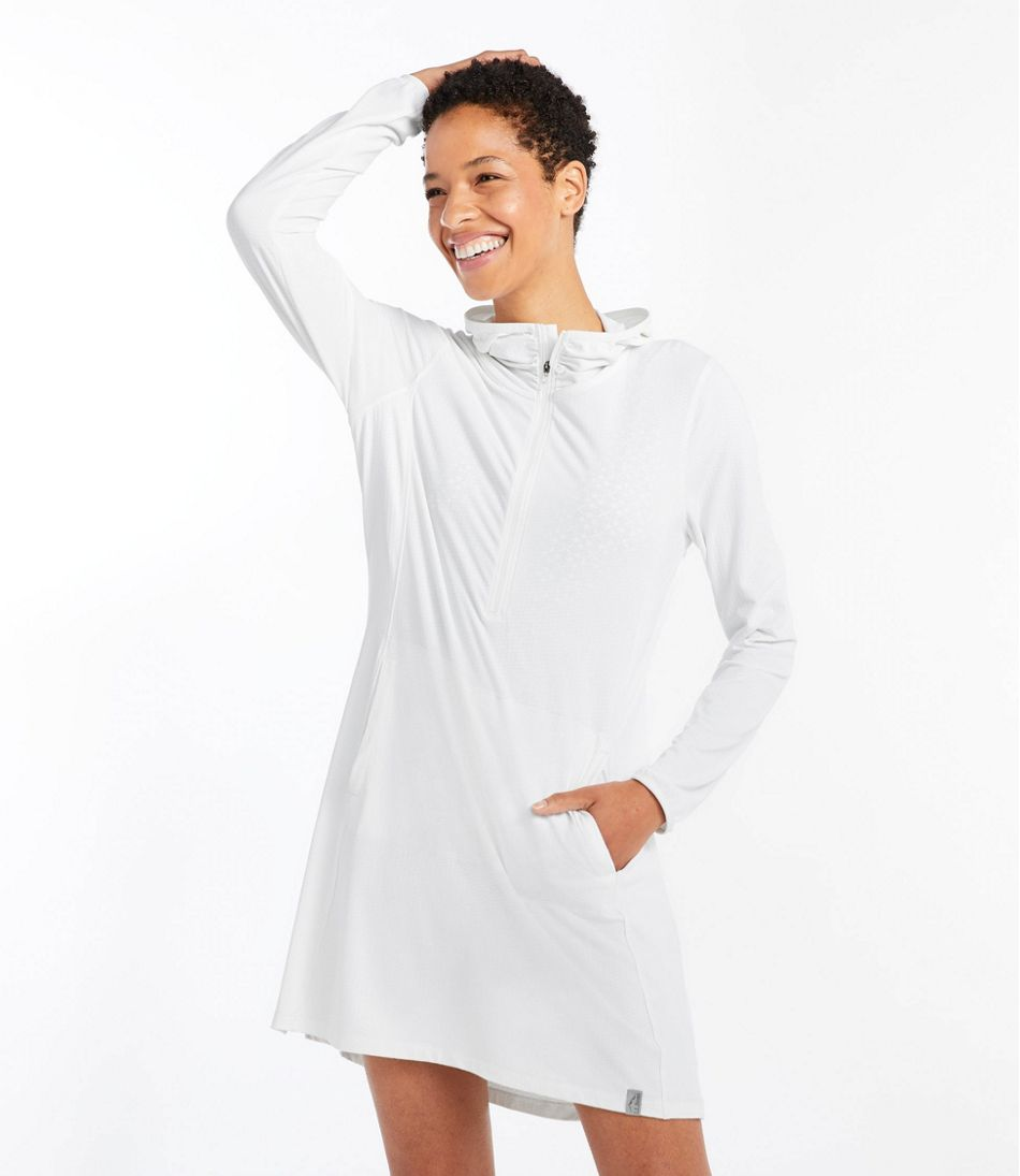 Sand Beach Cover-Up, Hooded Tunic