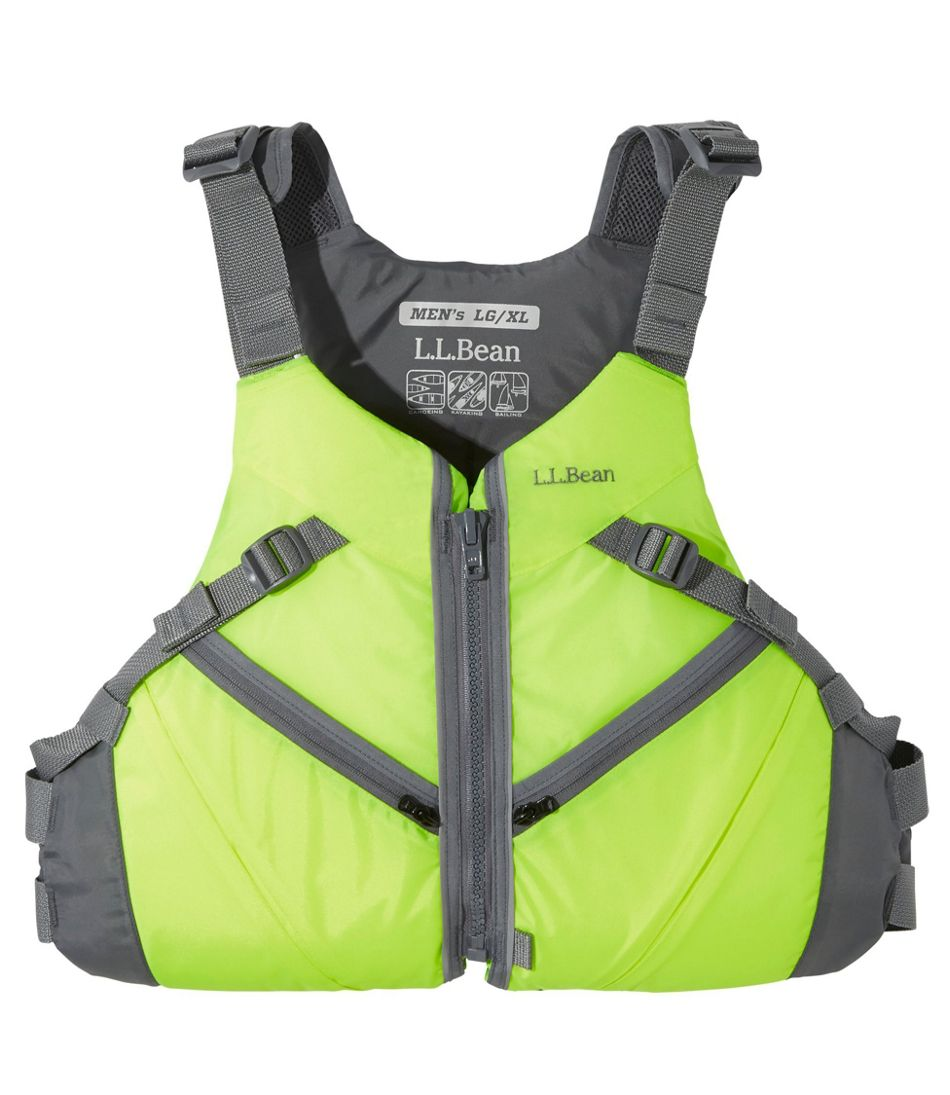 Men's L.L.Bean Comfort Back PFD