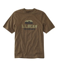 Lakewashed Organic Cotton Graphic Tee, Short-Sleeve